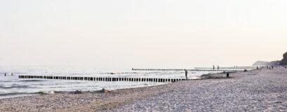 Ostseestrand – Ostsee-Sommer für Ihre Wände