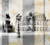 Dresden – elegant für Ihre Wand
