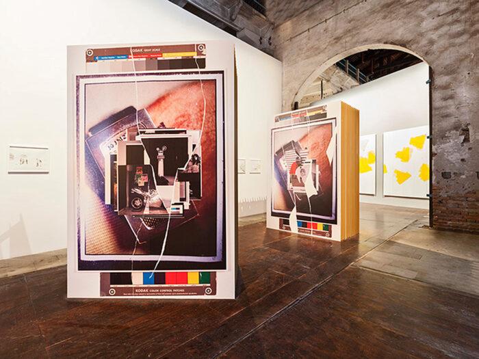 David Maljkovic – Kunstdrucke auf Papier für die Präsentation der Decollagen