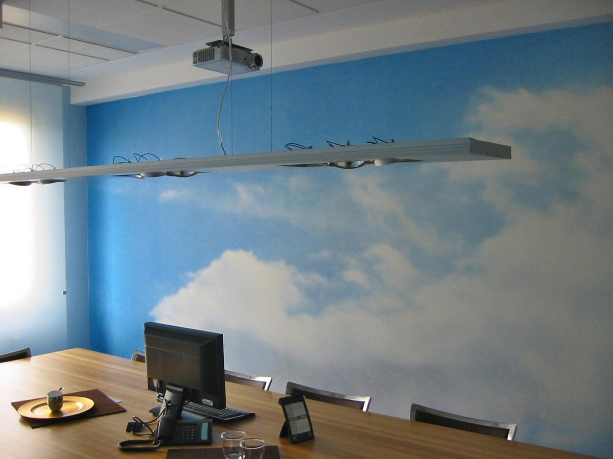 Wandgestaltung Büro: Ideen
